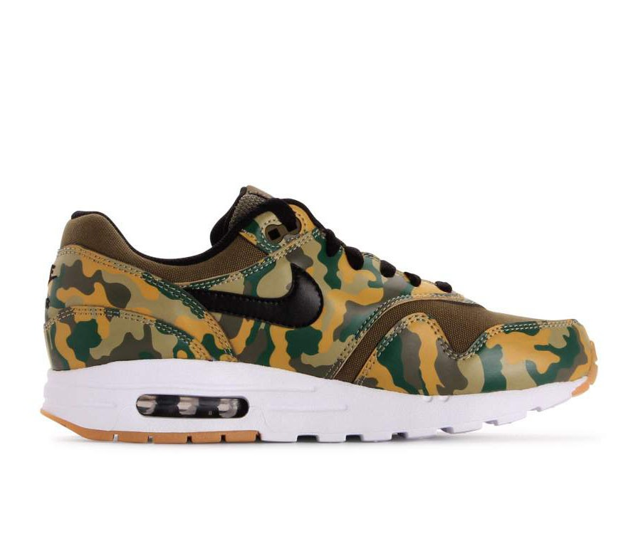 AR1139-200 Nike Air Max 1 Print GS - Olive/Nere-Neutra Olive