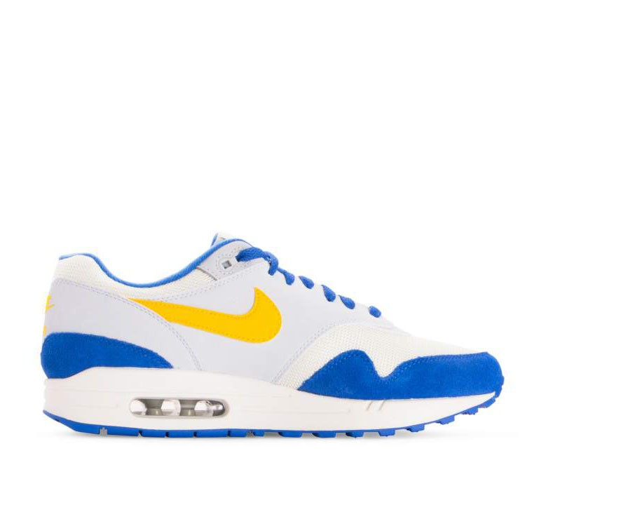 AH8145-108 Nike Air Max 1 - Sail/Amarillo-Pure Platinum-Blu