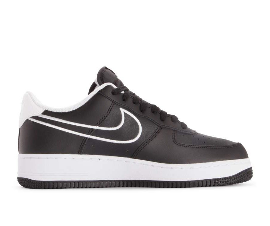 air force 1 nere bianche
