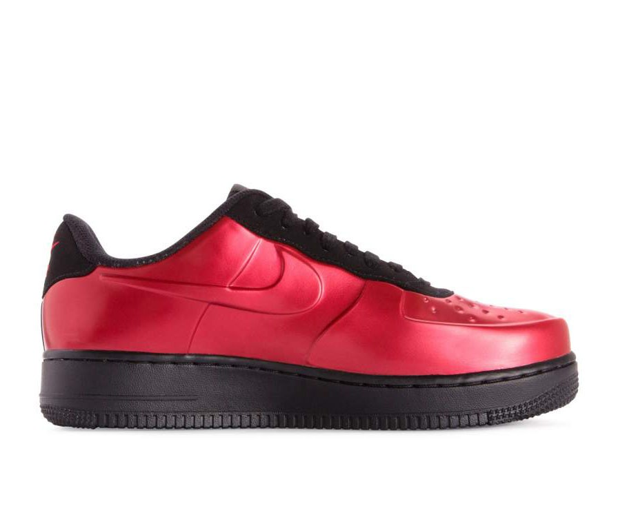 AJ3664-601 Nike Air Force 1 Foamposite Pro Cupsole - Gym Rosse/Nere