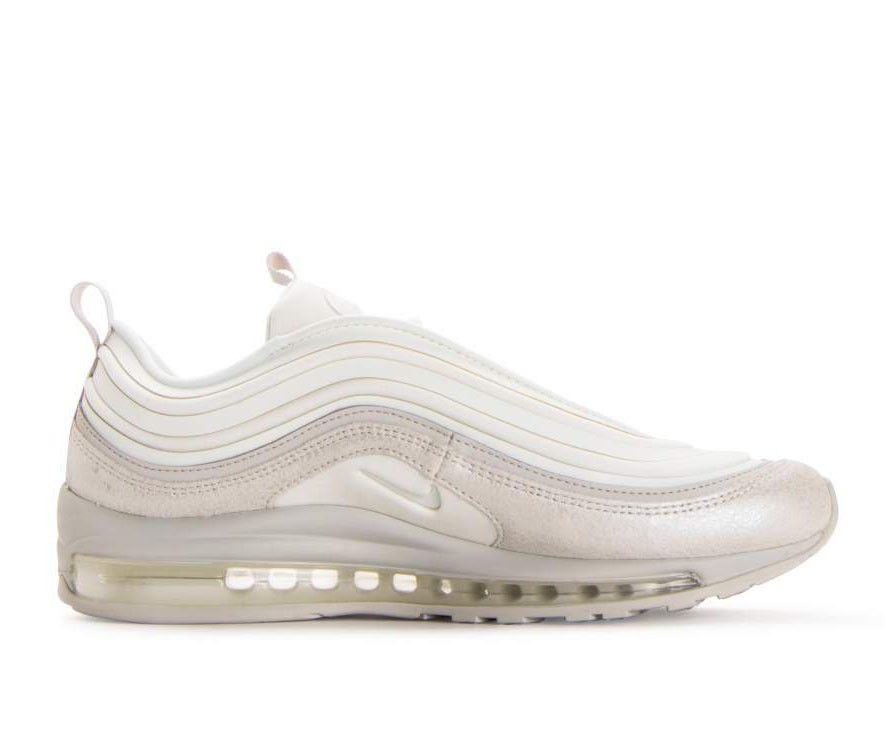 AH6806-100 Nike Donne Air Max 97 Ultra SE - Bianche/Bianche