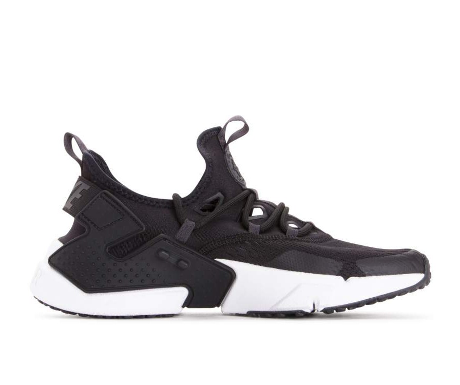 AO1133-002 Nike Air Huarache Drift Breathe - Nere/Anthracite/Bianche