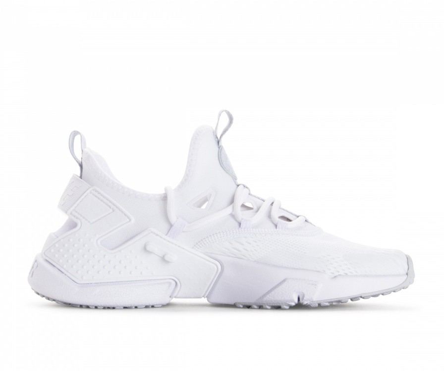 AO1133-100 Nike Air Huarache Drift Breathe - Bianche/Pure Platinum/Pure Platinum