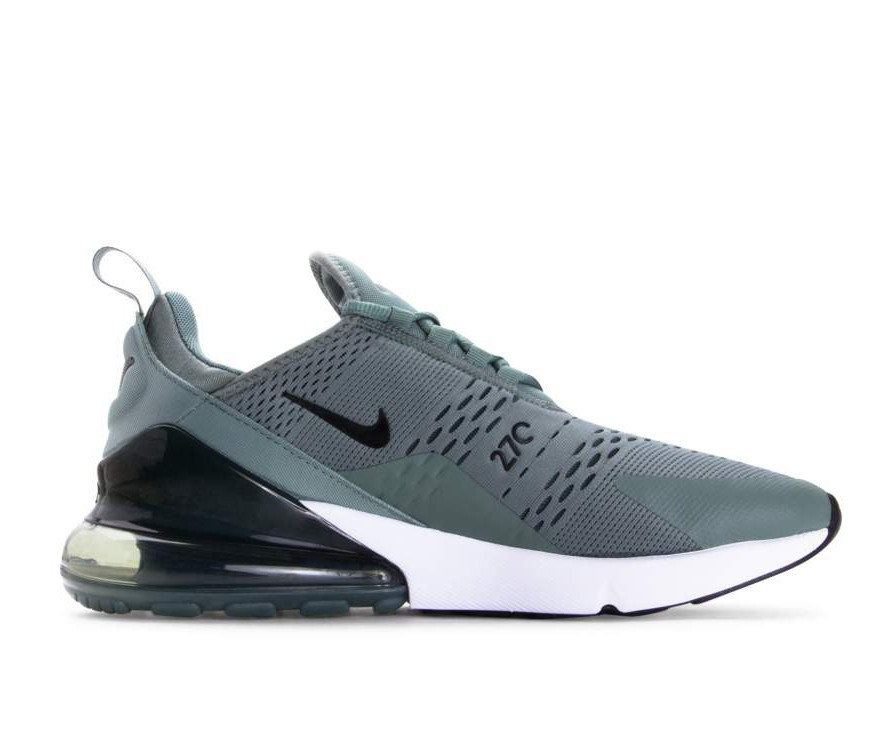 AH8050-300 Nike Air Max 270 Scarpe - Verdi/Nere/Deep Jungle