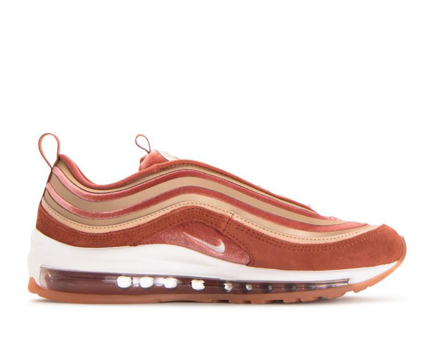 AH6805-200 Nike Donne Air Max 97 Ultra Lux - Dusty Peach/Bianche-Beige