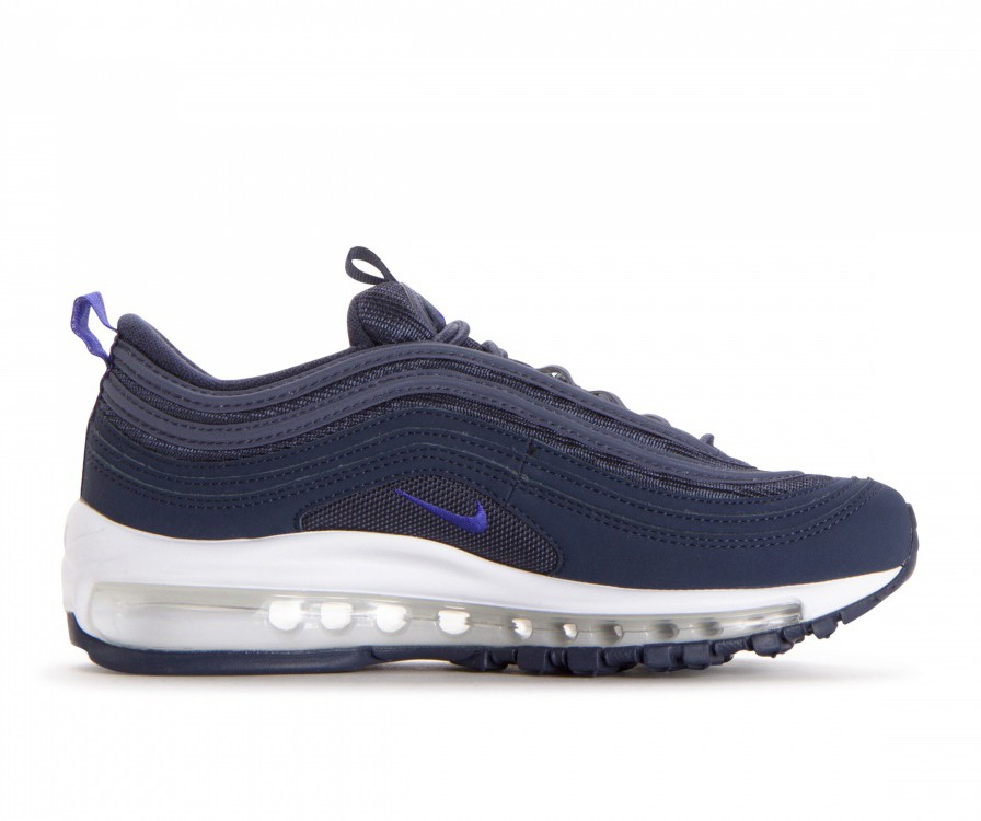 921523-400 Nike Air Max 97 GS - Thunder Blu/Persian Violet