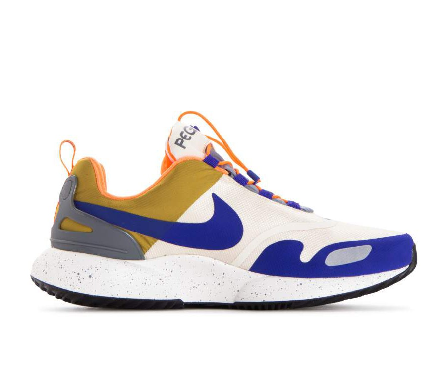 AO3296-200 Nike Air Pegasus A/t Winter Qs - Light Cream/Concord-Bronzine