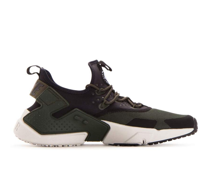 AH7334-300 Nike Air Huarache Drift - Sequoia/Light Bone-Nere-Bianche