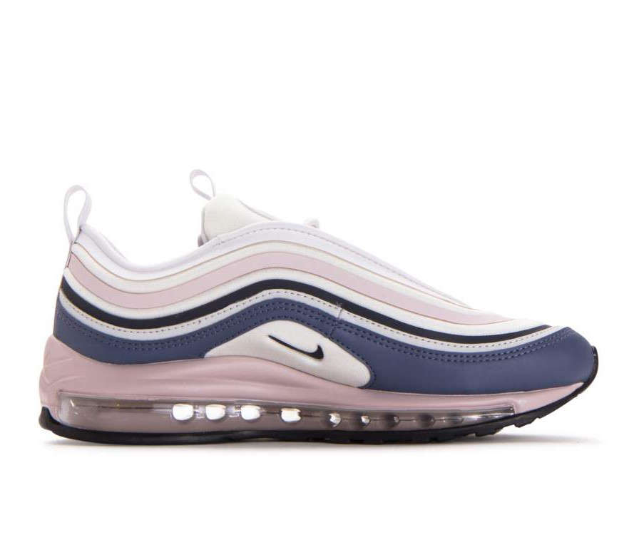 917704-006 Nike Donne Air Max 97 Ul '17 - Grigio/Obsidian-Particle Rose