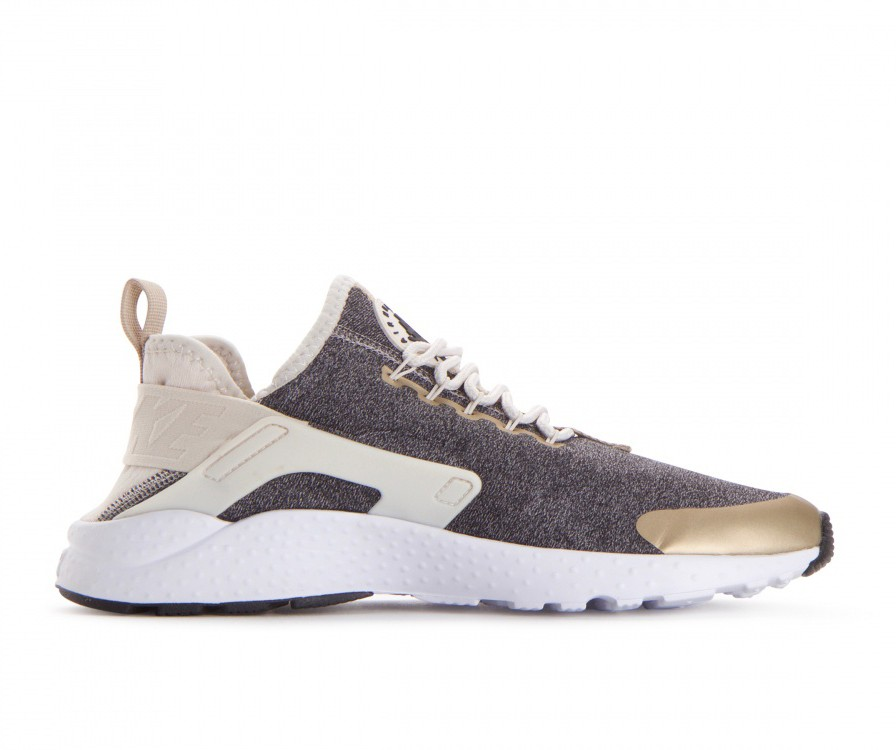 859516-102 Nike Donne Air Huarache Run Ultra SE - Marroni/Marroni-Blur-Nere