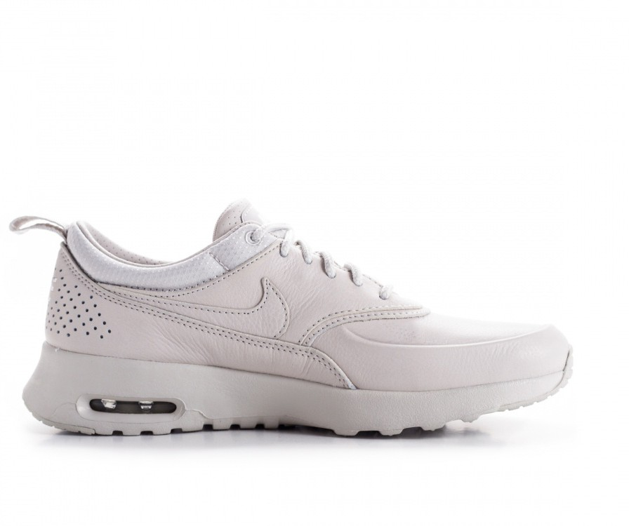 839611-001 Nike Donne Air Max Thea Pinnacle - Light Bone/Light Bone-Sail