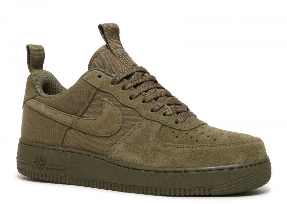 579927 200 Nike Air Force 1 '07 Canvas Olive |