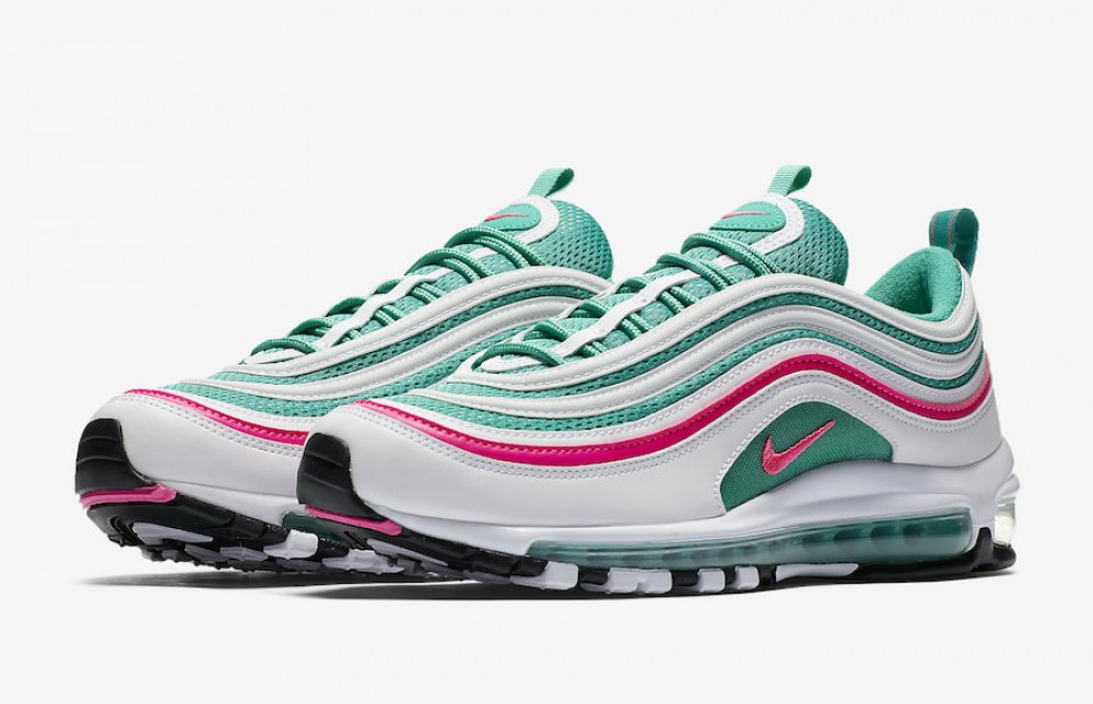 air max 97 bianche nere rosse
