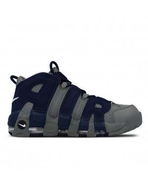 "921948-003 Nike Air More Uptempo '96 ""Hoyas"" - Grigio/Midnight Navy"