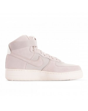 AQ8649-001 Nike Air Force 1 High '07 Suede Scarpe - Desert Sand/Desert Sand-Sail