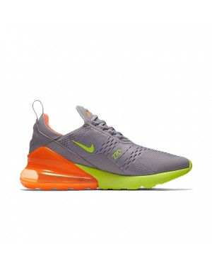 AH8050-012 Nike Air Max 270 - Grigio/Arancioni/Hot Punch