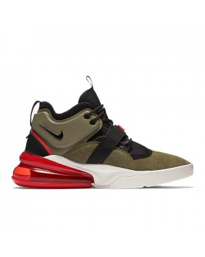 AH6772-200 Nike Air Force 270 - Olive/Rosse/Sail/Nere