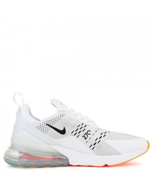 info for 5a375 dfbc7 ... best website d440e af432 AH8050-106 Nike Air Max 270 Scarpe -  BiancheNereArancioni . ...