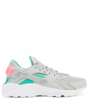 318429-053 Nike Air Huarache - Grigio/Sunset Pulse/Verdi