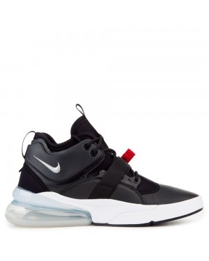 AH6772-001 Nike Air Force 270 Scarpe - Nere/Chrome/Bianche/Rosse