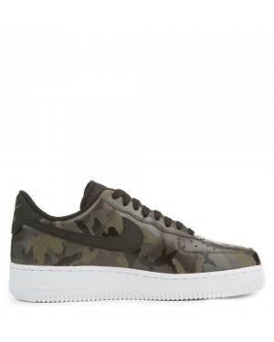 823511-201 Nike Air Force 1 07' LV8 - Olive/Nere-Marroni