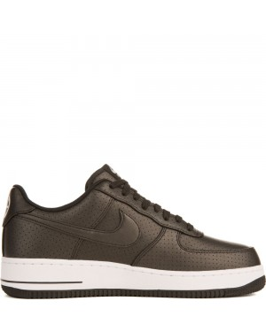 718152-014 Uomo Nike Air Force 1 '07 Lv8 - Nere/Nere-Bianche