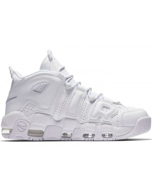 Nike Air More Uptempo Bianche/Bianche-Bianche 921948-100