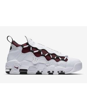 Nike Air More Money Bianche/Rosse AJ2998-100