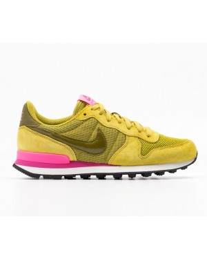Nike Donne Internationalist (Gialle/Rosa) 828407-302