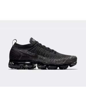 942842-012 Nike Air VaporMax Flyknit 2 - Nere/Nere-Grigio scuro-Anthracite