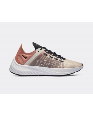 AO3170-200 Nike Donne EXP-X14 Scarpe - Terra Blush/Bianche-Light Bone