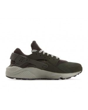 318429-311 Nike Air Huarache Scarpe - Sequoia/Dark Stucco/Nere
