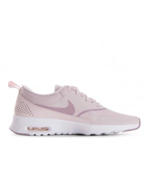 599409-612 Nike Donne Air Max Thea Scarpe - Barely Rose/Elemental Rose/Bianche