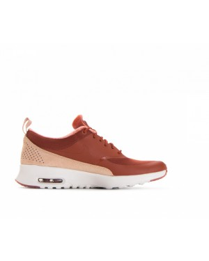 881203-201 Nike Donne Air Max Thea LX - Dusty Peach/Dusty Peach-Beige
