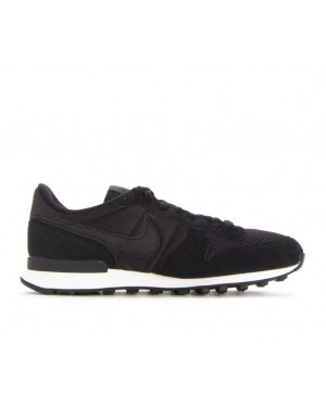 AJ2024-002 Nike Internationalist SE Scarpe - Nere/Nere-Sail