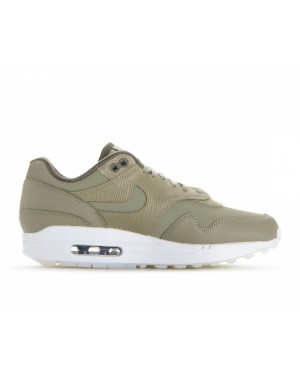 454746-205 Nike Donne Air Max 1 Premium - Olive/Olive