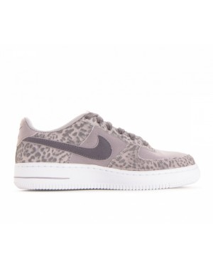 849345-001 Nike Air Force 1 Lv8 GS - Grigio/Gunsmoke-Bianche
